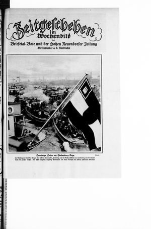 Zeitgeschehen im Wochenbild vom 16.05.1926