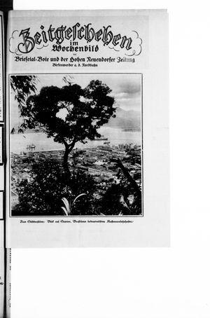 Zeitgeschehen im Wochenbild vom 30.05.1926