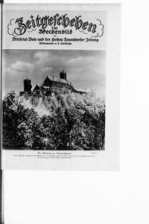 Zeitgeschehen im Wochenbild on Jan 23, 1927