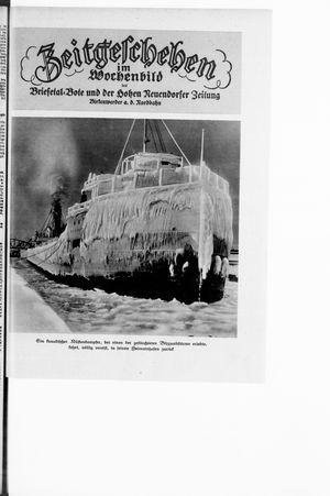 Zeitgeschehen im Wochenbild on Jan 30, 1927