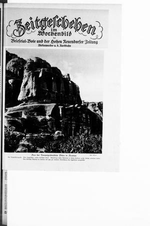 Zeitgeschehen im Wochenbild vom 06.02.1927
