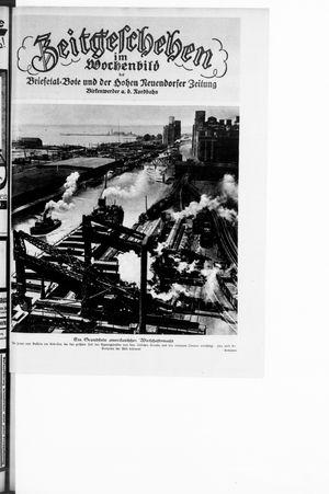 Zeitgeschehen im Wochenbild vom 13.02.1927