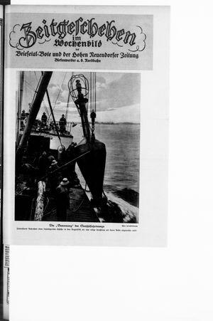 Zeitgeschehen im Wochenbild vom 27.02.1927