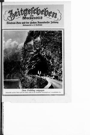 Zeitgeschehen im Wochenbild vom 27.03.1927