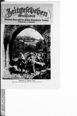 Zeitgeschehen im Wochenbild vom 17.04.1927