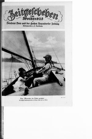 Zeitgeschehen im Wochenbild vom 24.04.1927