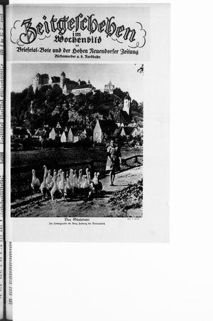 Zeitgeschehen im Wochenbild vom 01.05.1927