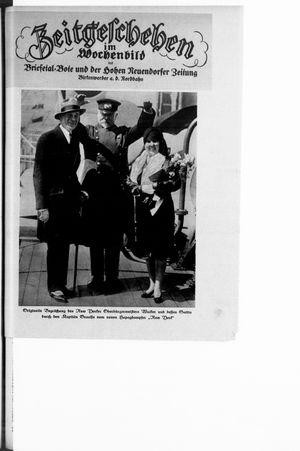 Zeitgeschehen im Wochenbild vom 08.05.1927