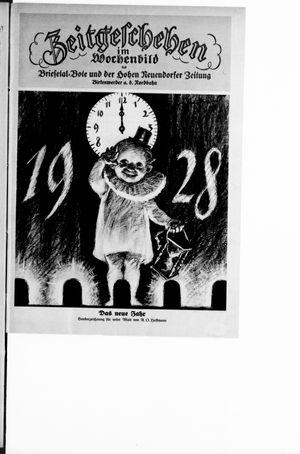 Zeitgeschehen im Wochenbild vom 01.01.1928