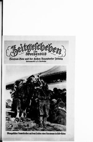 Zeitgeschehen im Wochenbild on Jan 15, 1928