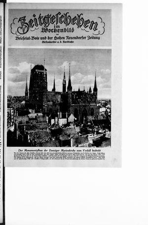 Zeitgeschehen im Wochenbild vom 22.01.1928