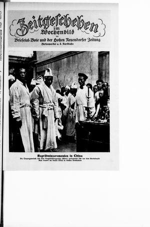 Zeitgeschehen im Wochenbild vom 12.02.1928