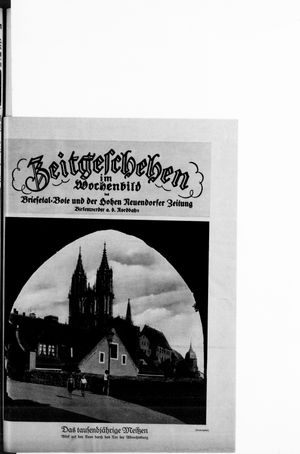 Zeitgeschehen im Wochenbild vom 11.03.1928