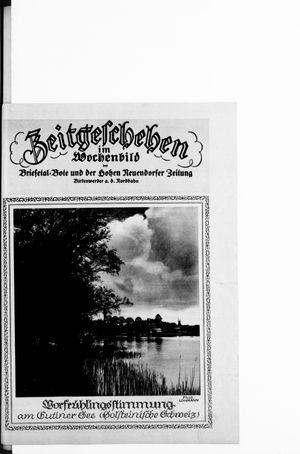 Zeitgeschehen im Wochenbild vom 18.03.1928