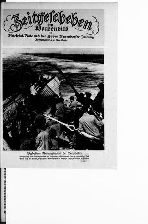 Zeitgeschehen im Wochenbild vom 25.03.1928