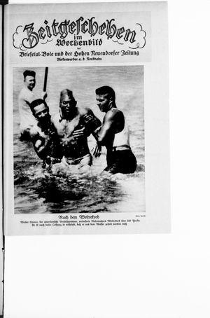 Zeitgeschehen im Wochenbild vom 22.04.1928