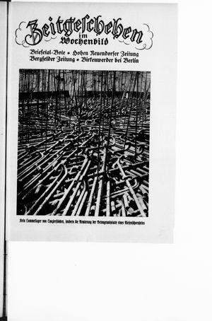 Zeitgeschehen im Wochenbild on Jan 19, 1930