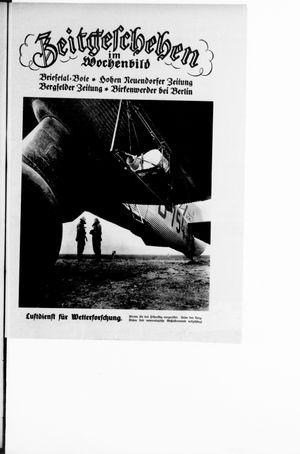 Zeitgeschehen im Wochenbild vom 26.01.1930