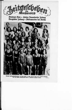 Zeitgeschehen im Wochenbild vom 23.02.1930