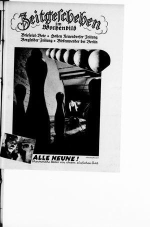 Zeitgeschehen im Wochenbild vom 02.03.1930