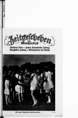 Zeitgeschehen im Wochenbild vom 27.04.1930