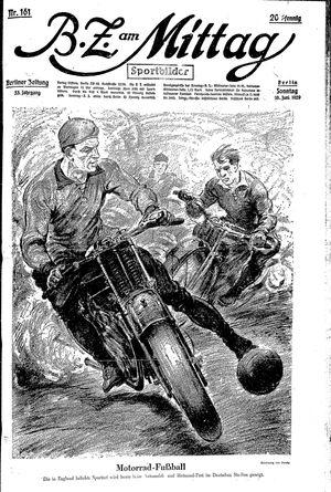 BZ am Mittag vom 16.06.1929