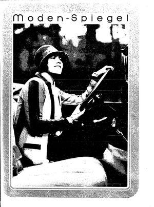 Berliner Tageblatt und Handelszeitung vom 07.05.1929
