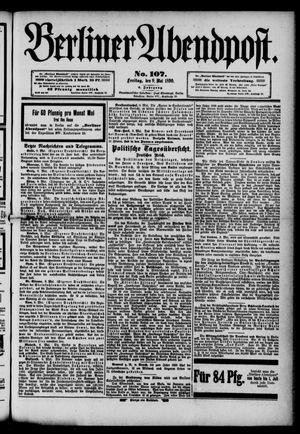 Berliner Abendpost vom 09.05.1890