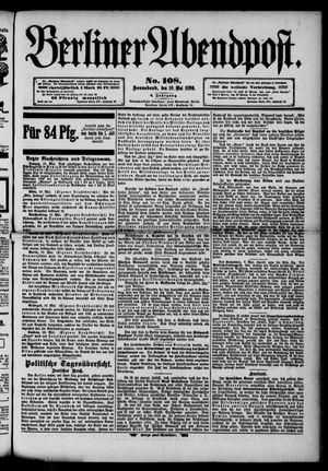 Berliner Abendpost vom 10.05.1890