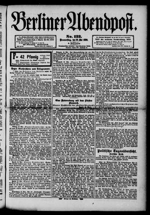 Berliner Abendpost vom 29.05.1890