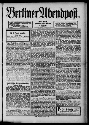 Berliner Abendpost vom 31.05.1890