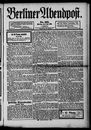 Berliner Abendpost vom 02.06.1890
