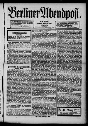 Berliner Abendpost vom 03.06.1890