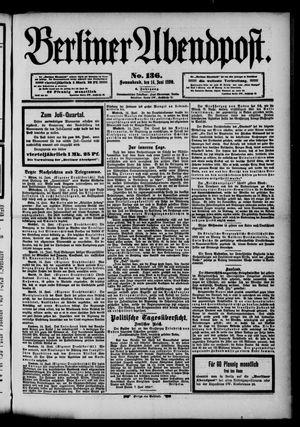 Berliner Abendpost vom 14.06.1890