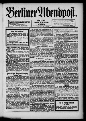 Berliner Abendpost vom 16.06.1890