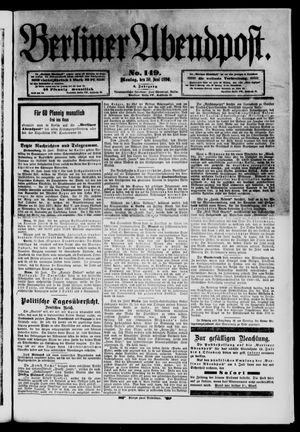 Berliner Abendpost vom 30.06.1890
