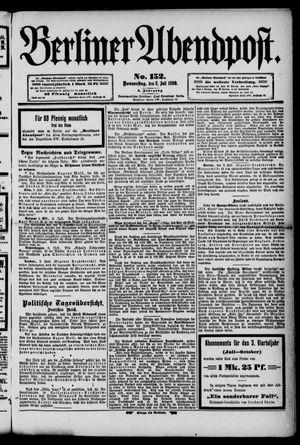 Berliner Abendpost vom 03.07.1890