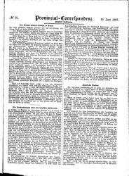 Provinzial-Correspondenz (19.06.1867)