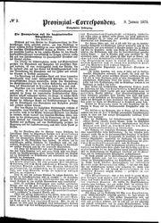 Provinzial-Correspondenz